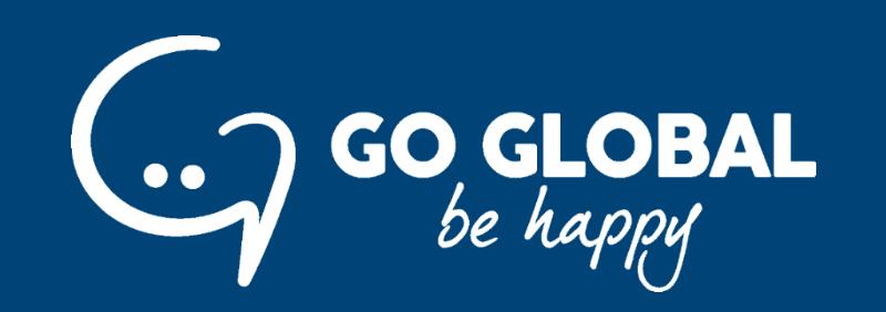 Go Global Be Happy