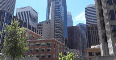 Photo of skycrapers in San Francisco