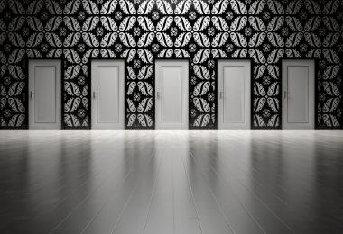 Wall of doors | © creativecommonsstockphotos | Dreamstime Stock Photos | © creativecommonsstockphotos | Dreamstime Stock Photos