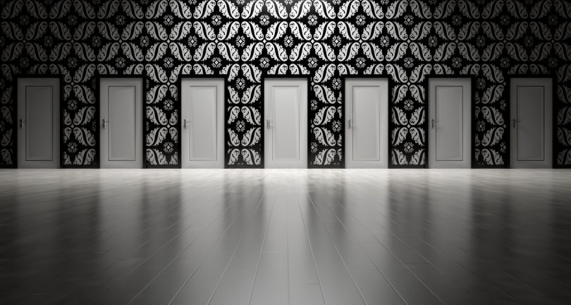 Wall of doors | © creativecommonsstockphotos | Dreamstime Stock Photos | © creativecommonsstockphotos | Dreamstime Stock Photos