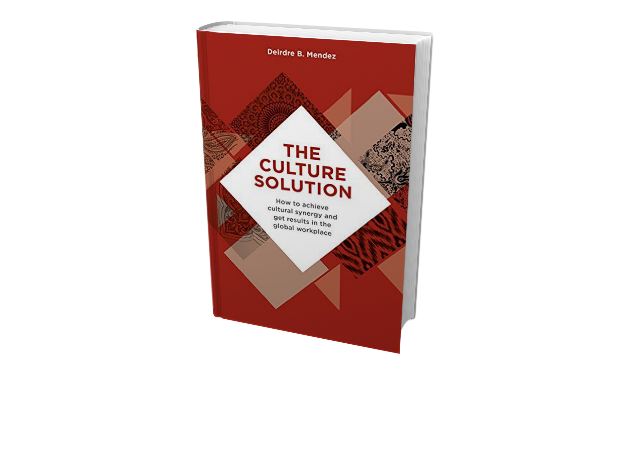 Book cover of The Cultural Solution