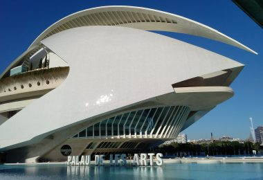 Photo of Palau de les Arts in Valencia