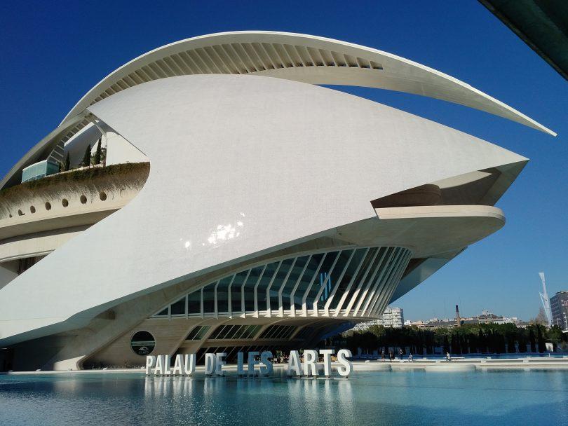 Photo of Palau de les Arts in Valencia